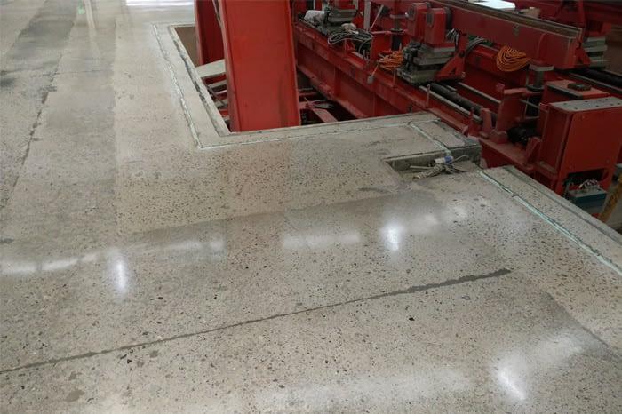 Pulido de suelos industriales 1